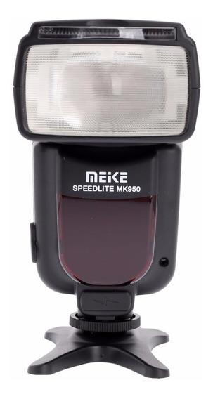 Flash Nikon Meike 950 D7100d3000 D5100 D3300 D7000 D3100