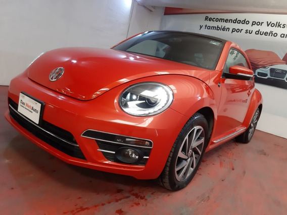 Volkswagen Beetle Sound Std 2018