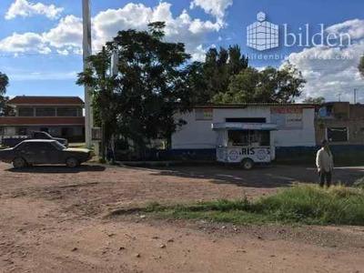 Terreno Comercial En Venta Colonia Hidalgo