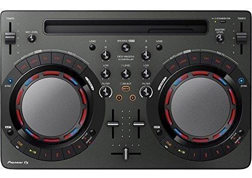 Pioneer Pro Dj Black (ddj-wego4-k)