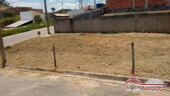 Terreno No Jd Leblon Jacareí Sp 270 M² - 6364