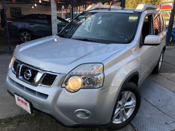 Nissan Xtrail Exclusive 2012