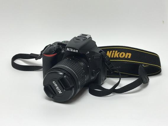 Câmera Nikon D5500 + 18-55mm F/3.5-5.6g + 3 Baterias