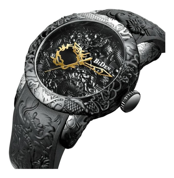 Relógio Biden 0129 Original Nota Fiscal Top Super Promoção