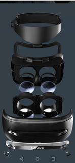 Lente De Realidad Virtual Lenovo