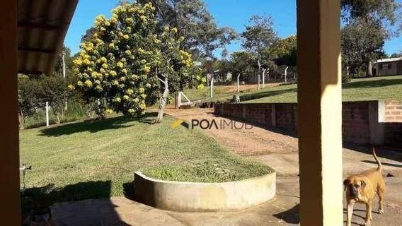 Sítio Com 3297m², 4 Quartos, Canil De 60m², O Parque Eldorado, Eldorado Do Sul-rs - Ch0003