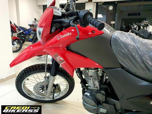 Zanella Zr 125cc Y 200cc / Cross