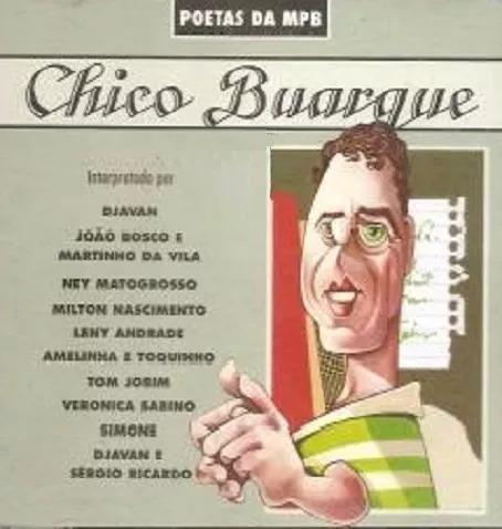 Poetas Da Mpb: Chico Buarque - Cd