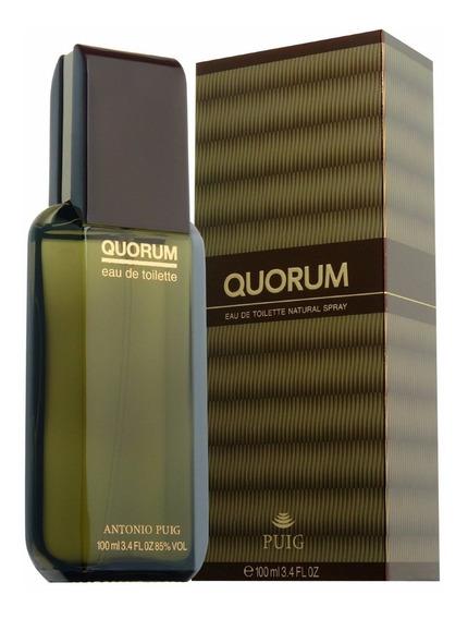 Quorum De Antonio Puig Edt 100 Ml