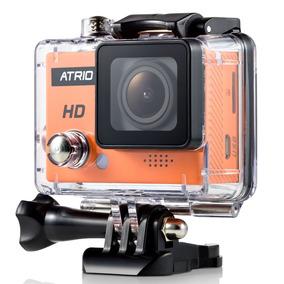 Câmera De Ação Hd Sport Dc186 Atrio