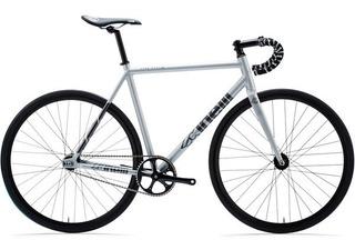 Bicicleta Cinelli Tioo Pista Blask Ash 53