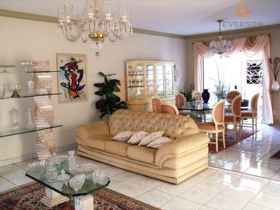 Casa Residencial À Venda, Cidade Claret, Rio Claro - Ca0256. - Ca0256