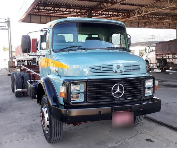 Mercedes-benz 1318 Reduzido Ano 1987