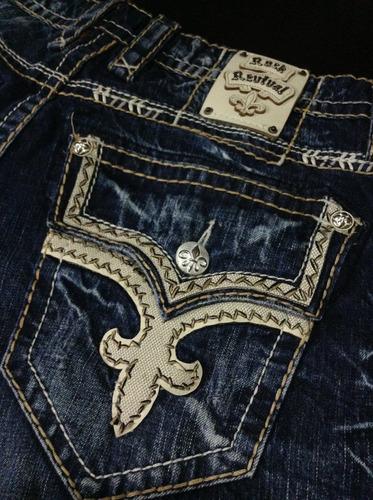 Pantalon Rock Revival 36 Mercado Libre