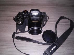 Câmera Digital Fujifilm Finepix S4500 Hd Preta C/ 14mp, Lcd