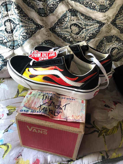 Vans Old Skool Flames