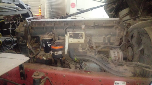 Motor Iveco Stralis 380 Ano 2006 - Completo