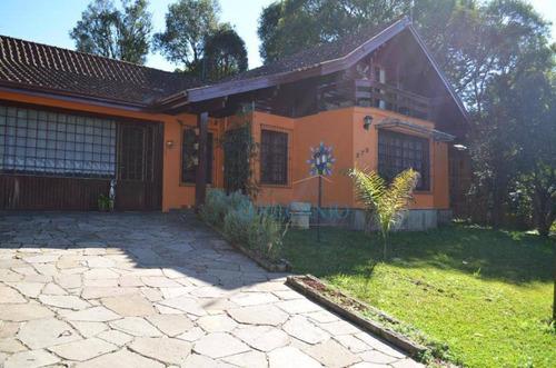 Casa Com 4 Dormitórios À Venda, 100 M² Por R$ 860.000,00 - Carniel - Gramado/rs - Ca0701