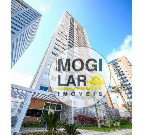 Apartamento Helbor Concept Life Ao Lado Do Mogi Shopping Em Mogi Das Cruzes - Ap0253
