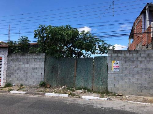 Terreno À Venda, 360 M² Por R$ 210.000,00 - Jardim Pinheiro - Arujá/sp - Te0072