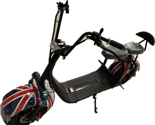 Moto Elétrica Scooter Citycoco Harley 0km