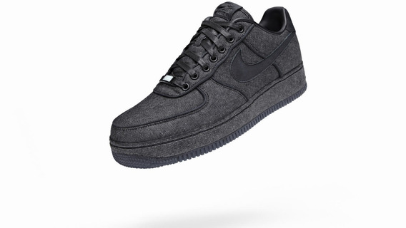 Tênis Masculino Nike Air Force 1 Xxx Black Denim Tam 11 (us)