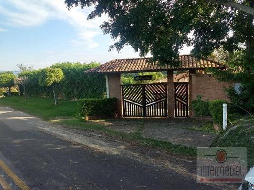 Chácara Com 4 Dormitórios À Venda, 5000 M² Por R$ 1.300.000,00 - Vale Do Sol - Boituva/sp - Ch0570