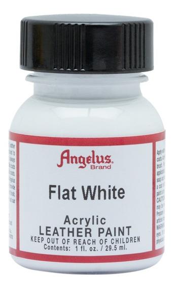 Pintura Angelus Flat White