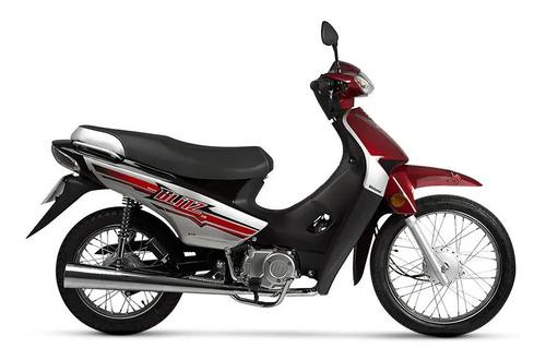 Motomel Blitz 110 Automatica 18ctas$6.610 Mroma (dlx Full)