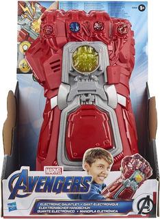 Avengers Iron Man Guante Electronico Hasbro E9508