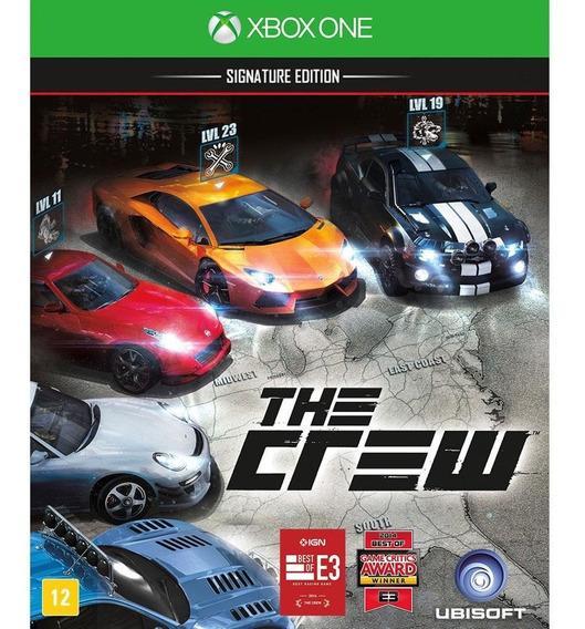 The Crew Signature Edition Xbox One Mídia Física Lacrada