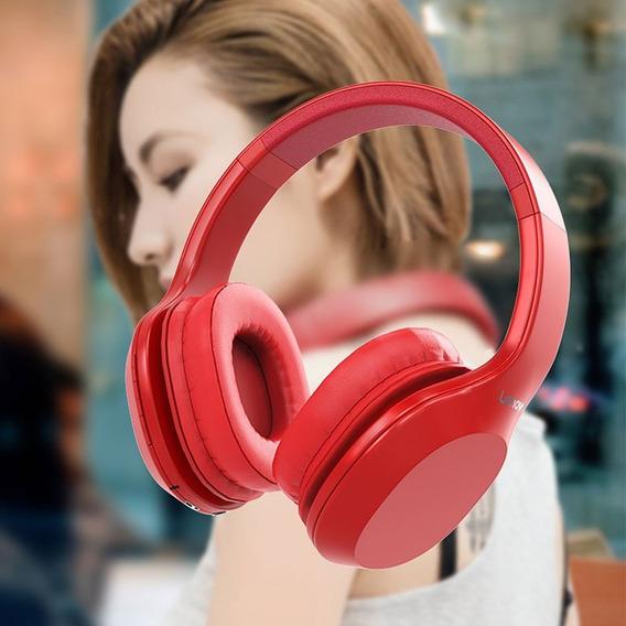 Lenovo Hd100 Bluetooth Earphone 20hours Tempo De Jogo Vermel