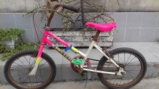 Bicicleta P/niña-rod.16