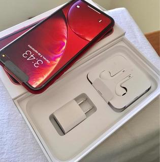 iPhone Xr 64 Gb (rojo/sprint)