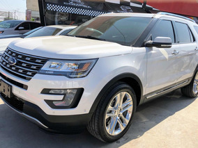 Ford Explorer 3.5 Limited 4x4 At 2017