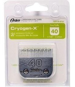 Repuesto Cuchilla Oster A5 / A6 Cryogen-x Usa Todas Medidas