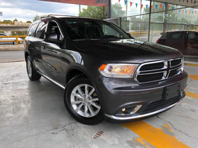 Dodge Durango Sxt Plus V6 3.6 L Rin 18 2015