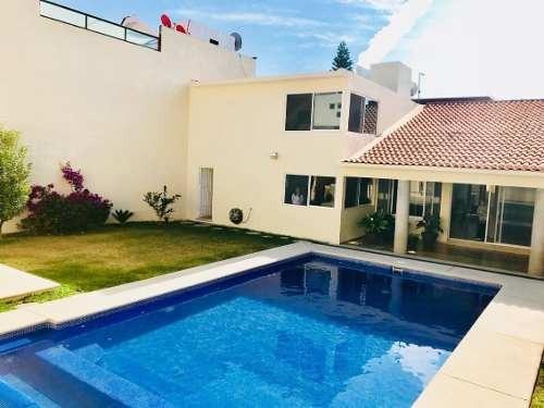 Casa Sola En Real De Tetela / Cuernavaca - Ber-655-cs