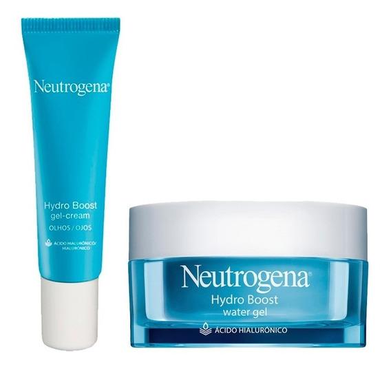 Hidratante Water + Contorno De Ojos Neutrogena Hydro Boost