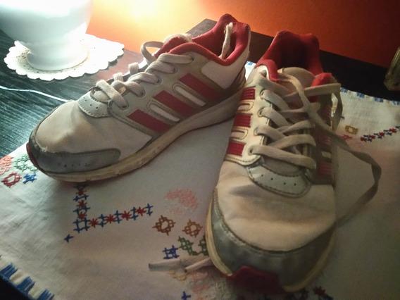 Zapatillas adidas De Nena De Cuero