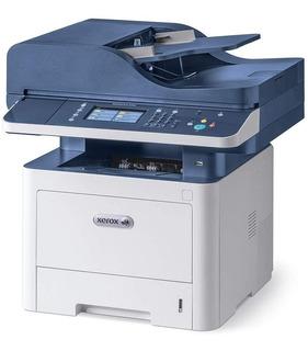 Impresora Multifunción Xerox 3345 Wifi Fotocopias Duplex Cta