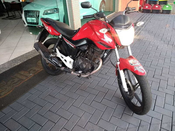 Honda Cg 160 Fan Esdi 2016