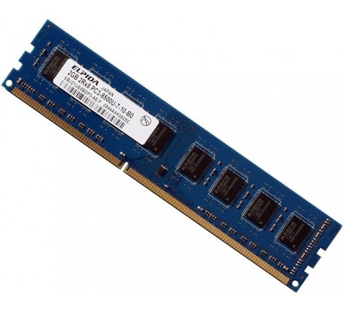 Memoria Ram Ddr3 2gb 10600u
