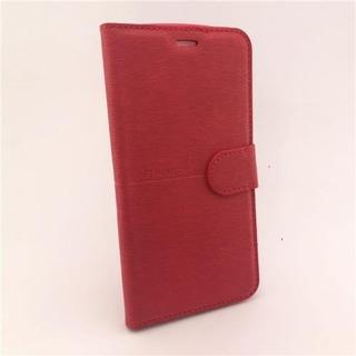 Capa Carteira De Proteção Vermelha Galaxy J7 Neo