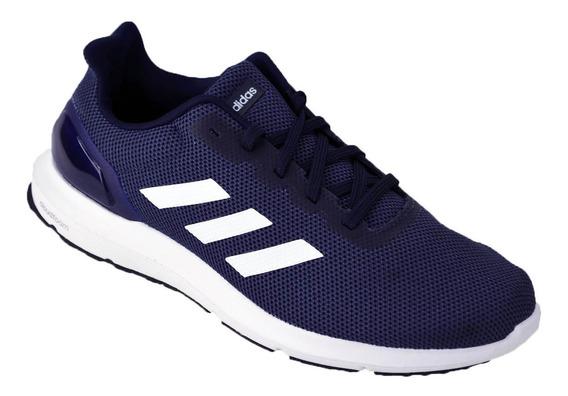 Zapatilla Hombre adidas Cosmic 2 Running Original Azul O
