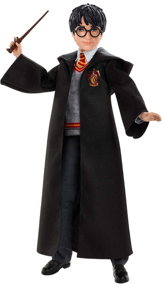 Boneco Harry Potter Articulado Mattel Barbie Colecionavel