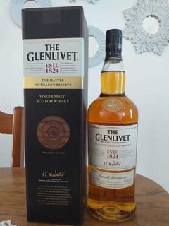 Whisky The Glenlivet Distiller