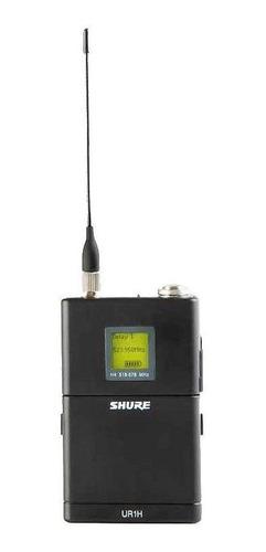 Transmissor Bodypack Sem Fio Shure Ur1h-j5
