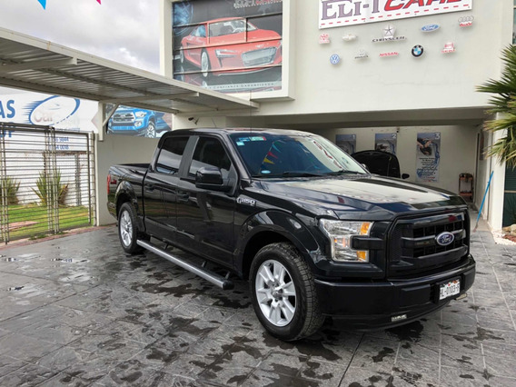 Ford F-150 5.0l Xl Doble Cabina 4x2 Mt 2015