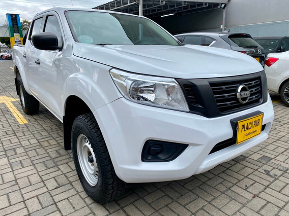 Nissan Np300 Frontier 4x4 2500cc 2017